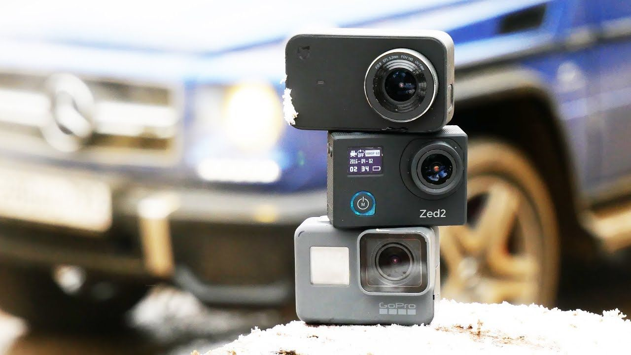 The Best Action Cameras in 2019: From Budget To Flagship