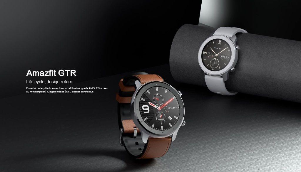 Amazfit GTR 47mm dealstherapy.com