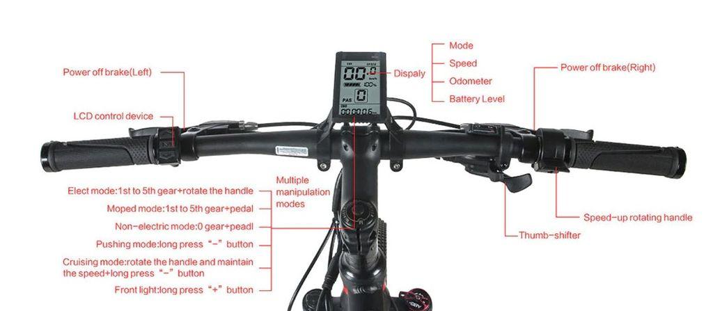 Samebike XD26 dealstherapy.com