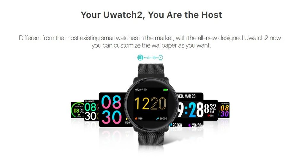 UMIDIGI Uwatch 2 dealstherapy.com