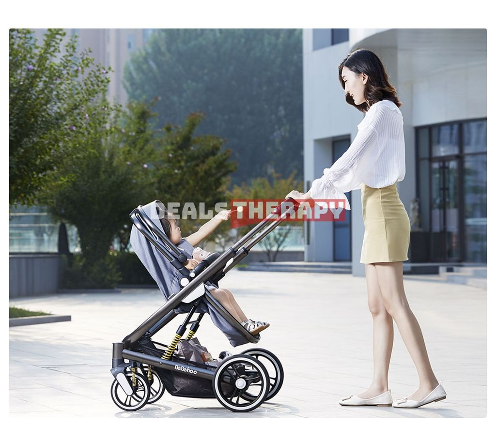 Bebehoo All Terrain High Landscape Stroller