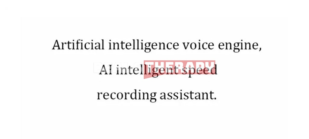 Moan S09 AI Recording Pen 16GB