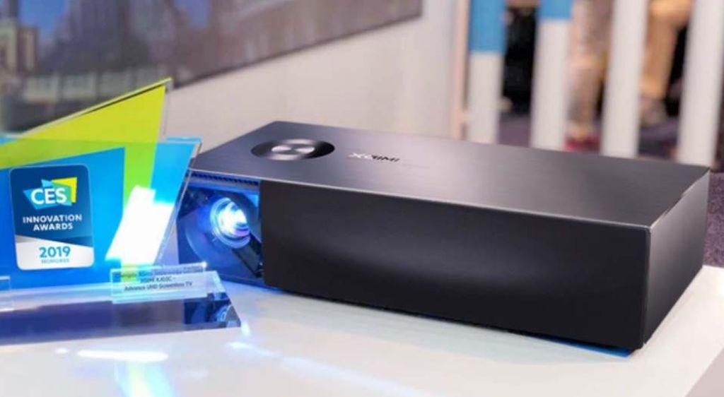 XGIMI Aurora RS Pro