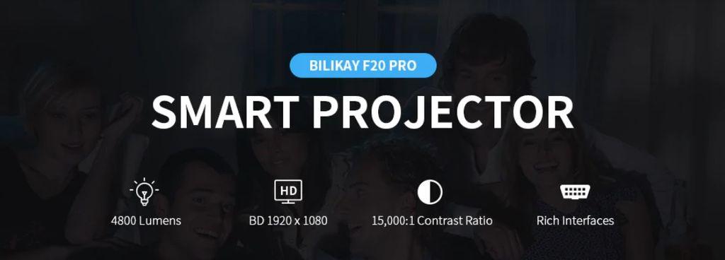 Bilikay F20 Pro