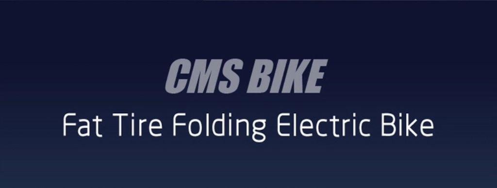 CMSBIKE CMSTD-20PZ