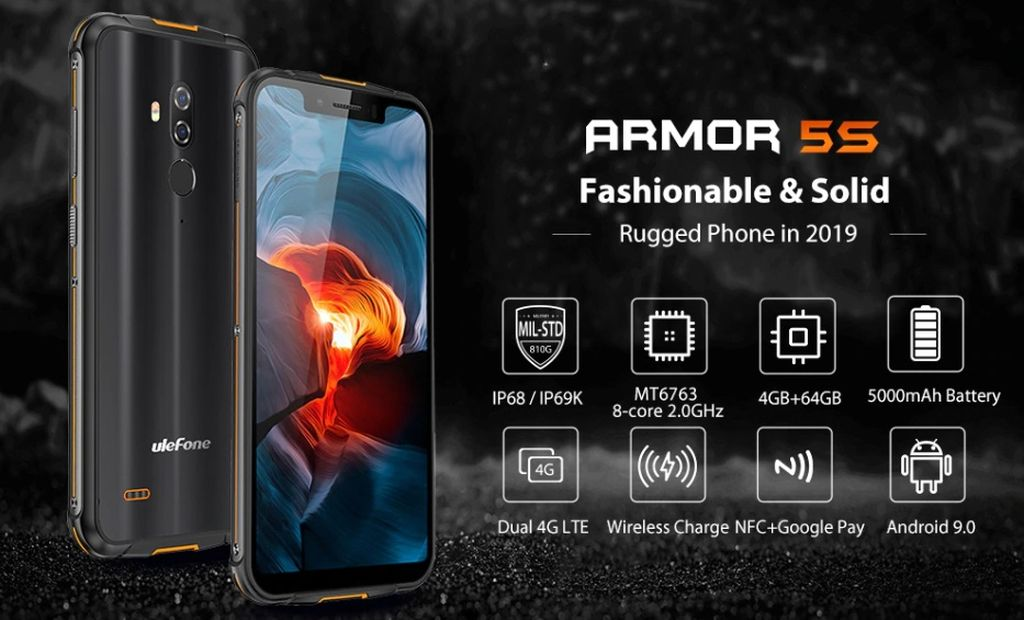Ulefone Armor 5S