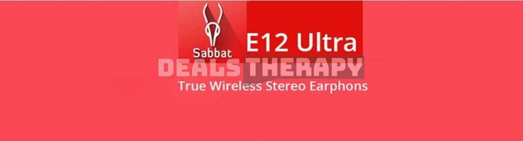 Sabbat E12 Ultra