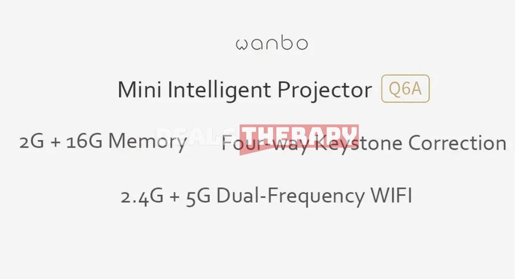 Wanbo Q6A