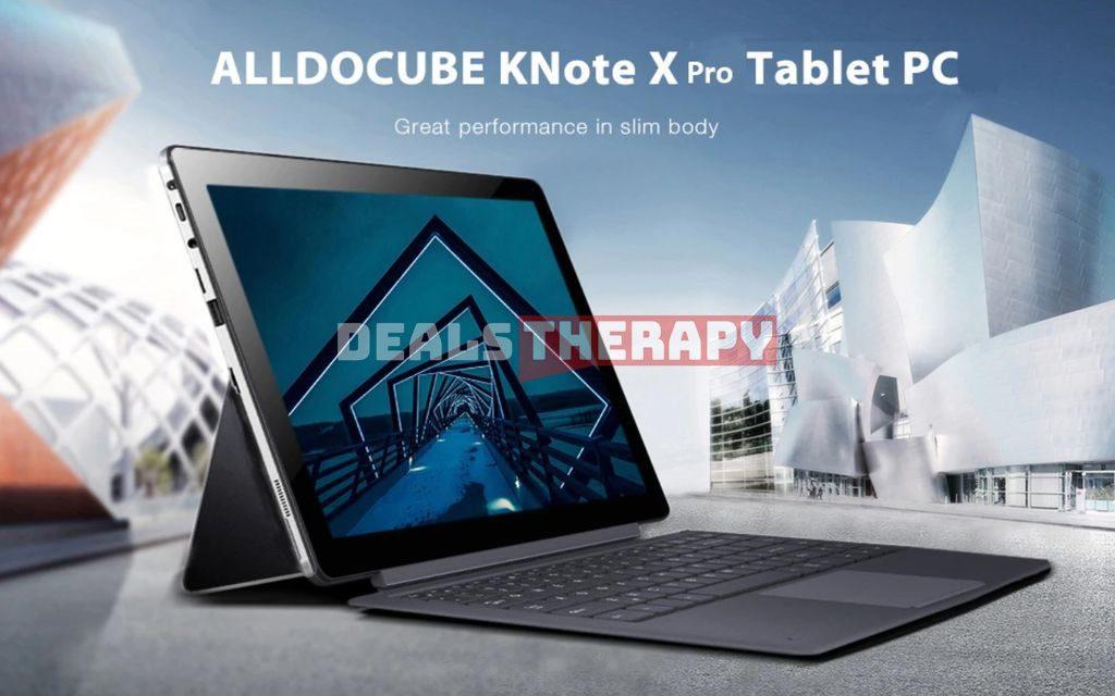 ALLDOCUBE KNote X Pro
