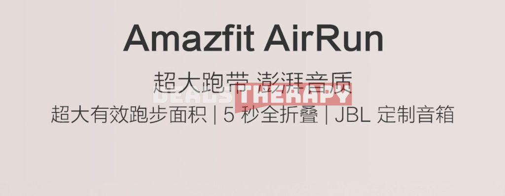 Amazfit AirRun