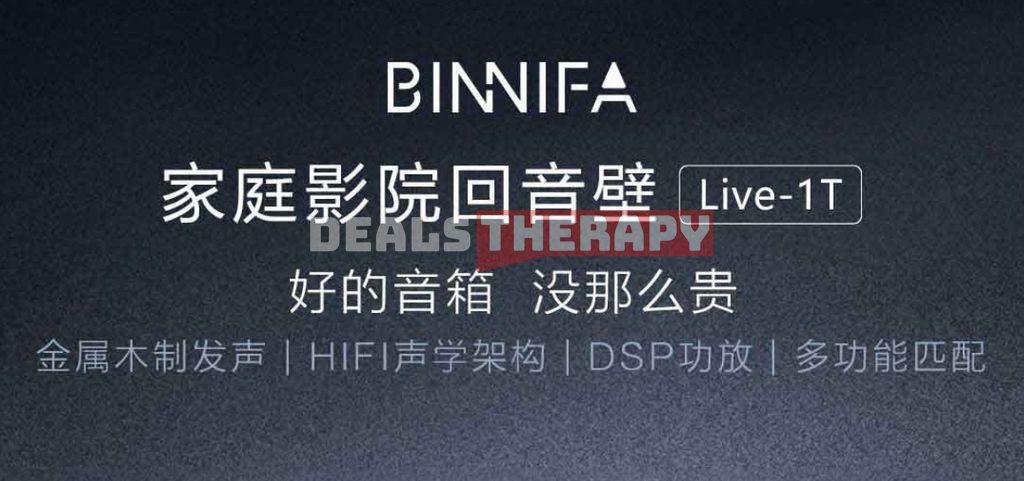 BINNIFA Live-1T