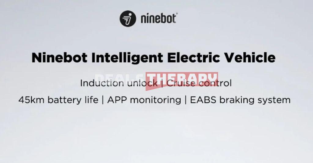 Ninebot C40