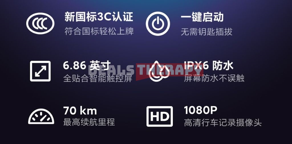Xiaomi 70mai A1 Pro
