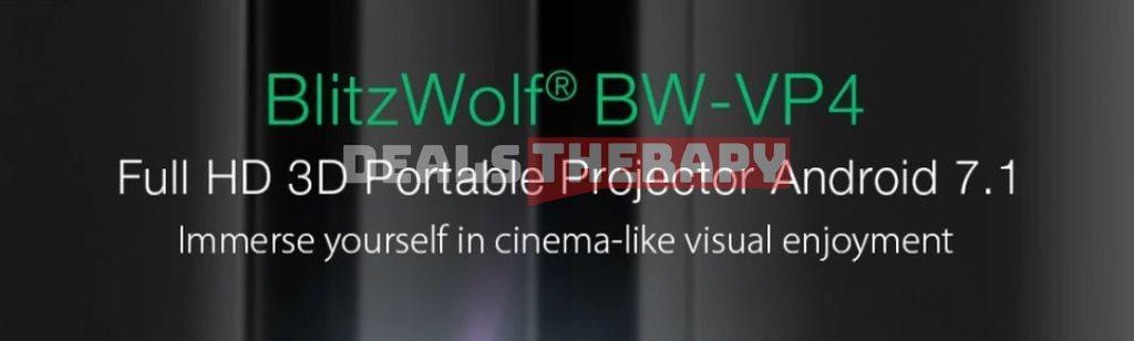 BlitzWolf BW-VP4
