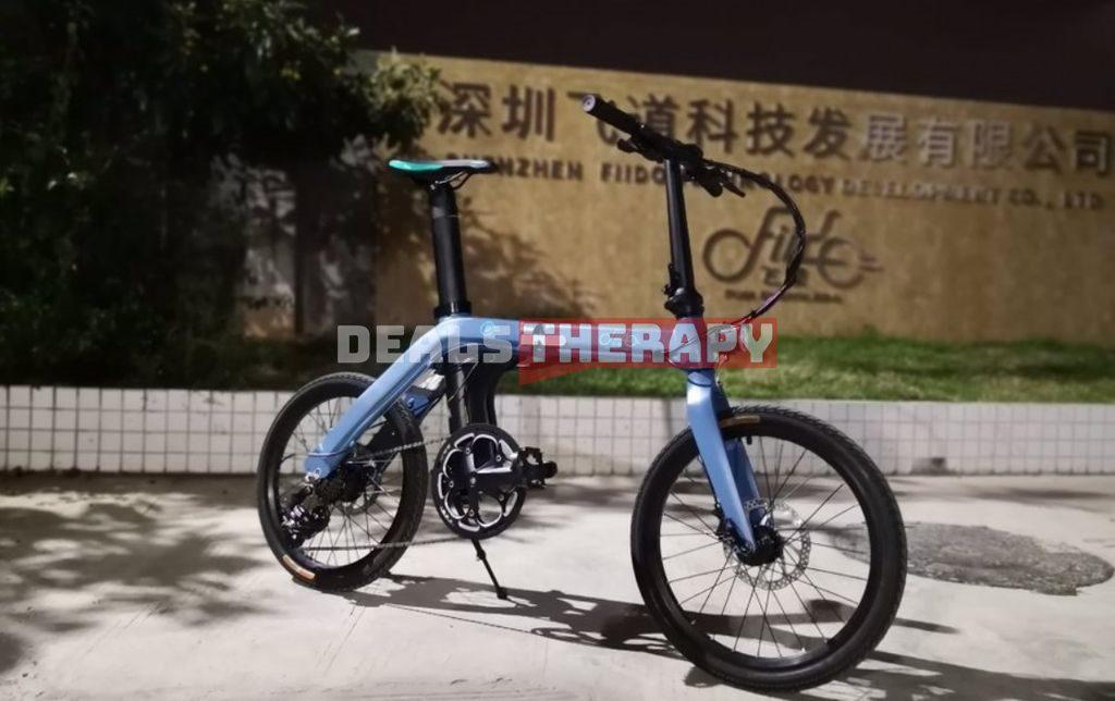 FIIDO E-Bike D11
