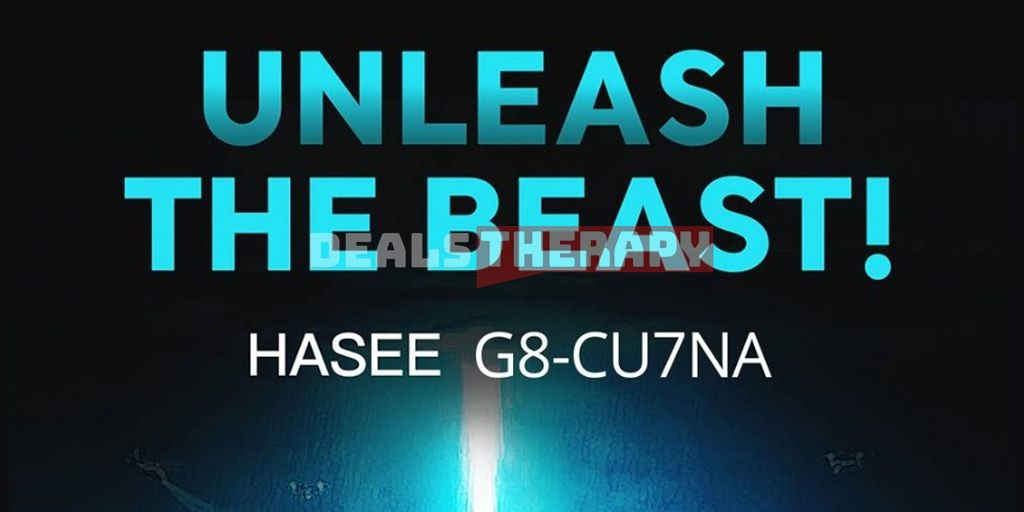 Hasee G8-CU7NA