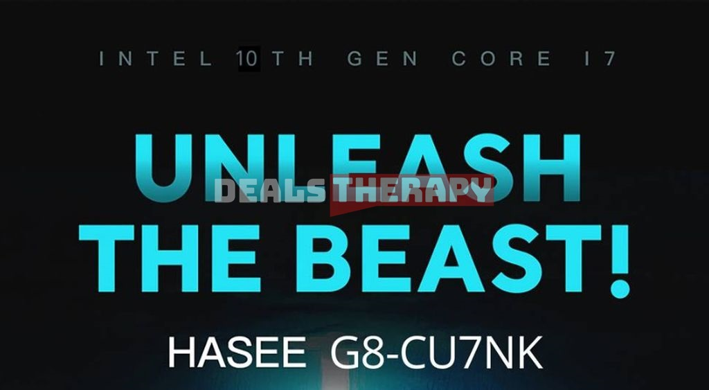 Hasee G8-CU7NK