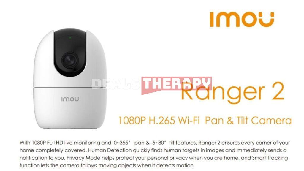 IMOU Ranger 2 IPC-A22EP