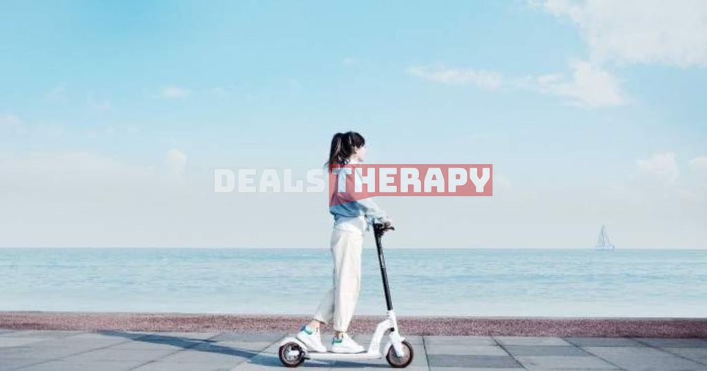 Lenovo Smart Electric Scooter M2