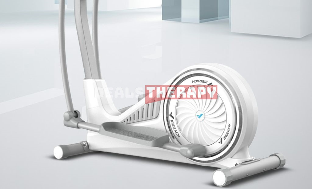 Merach Smart Foldable Elliptical Snail X