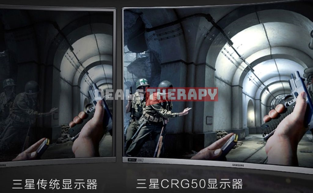 Samsung C27RG50FQC