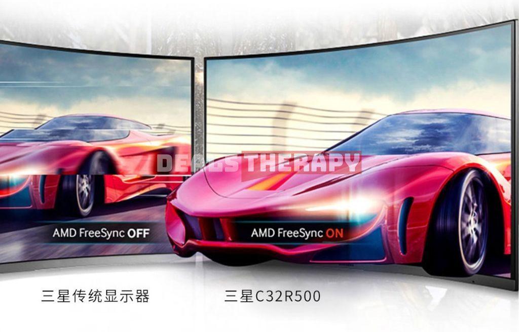 Samsung C32R500FHC