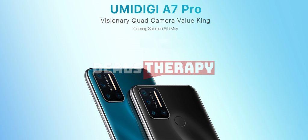 UMIDIGI A7 Pro