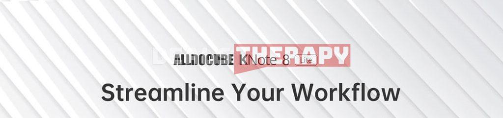 ALLDOCUBE KNote 8 Youth Edition