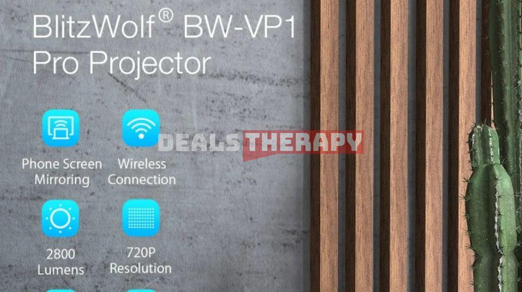 Blitzwolf BW-VP1 Pro