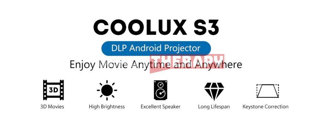 COOLUX S3 Pro