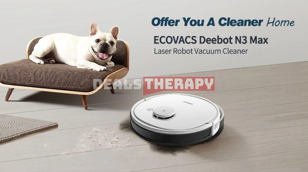 ECOVACS Deebot N3 Max