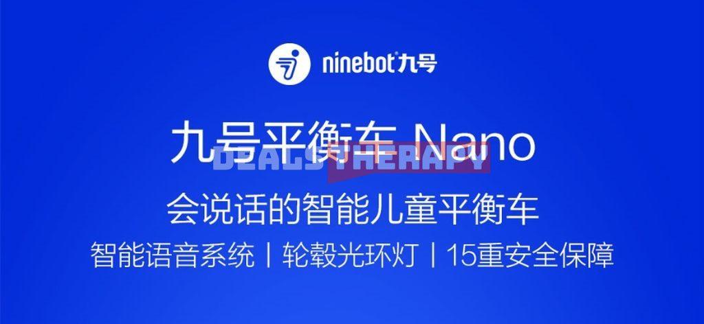 Ninebot Nano