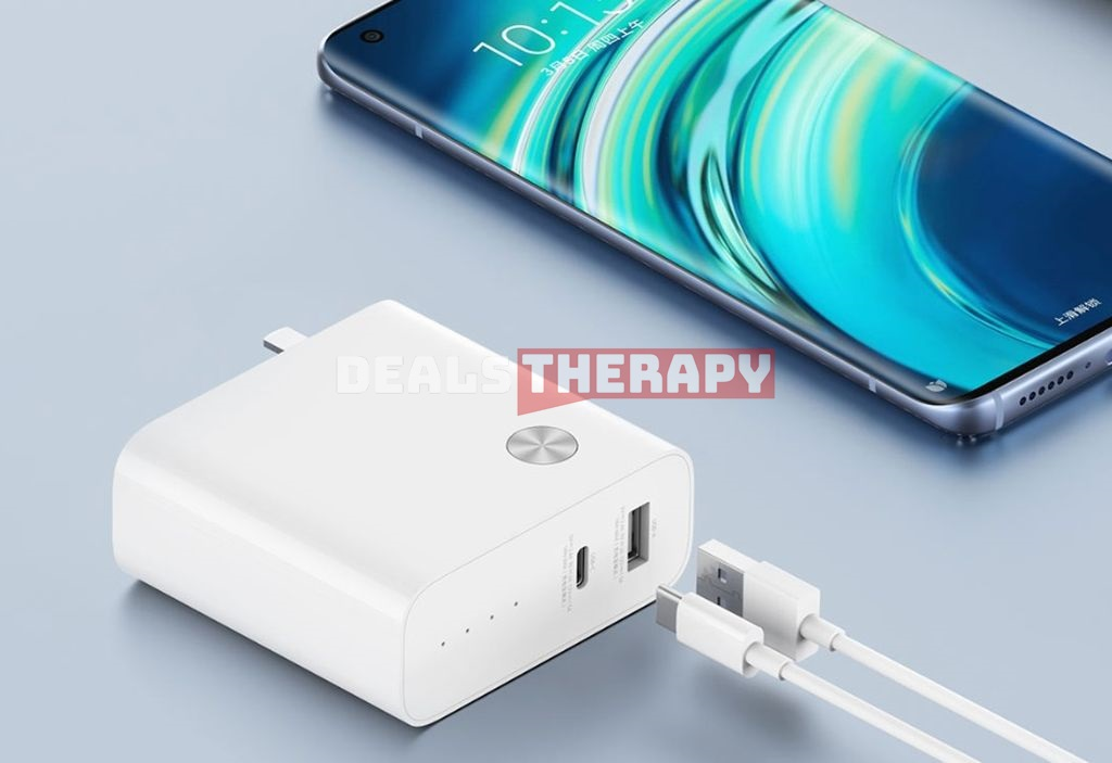 Xiaomi 1A1C 50W 2-in-1 power bank/charger