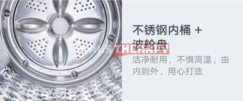 Xiaomi Mijia Automatic Mini Pulsator Washing Machine