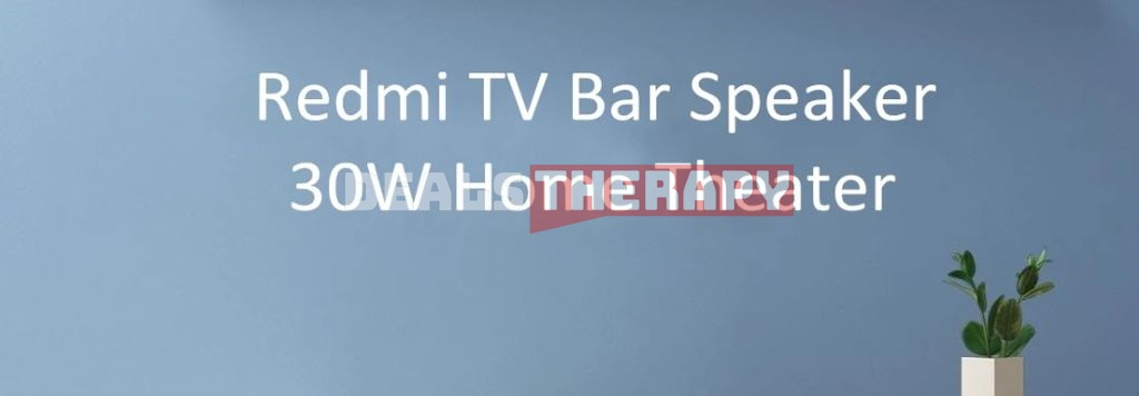 Xiaomi Redmi TV Bar
