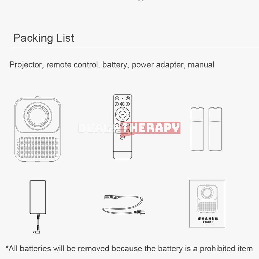 Xiaomi Wanbo T2 Free