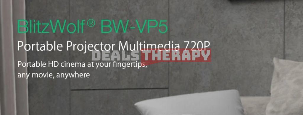 BlitzWolf BW-VP5