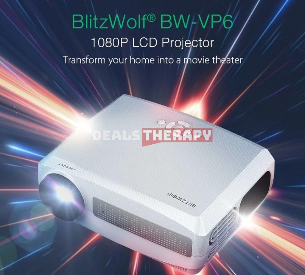 BlitzWolf BW-VP6