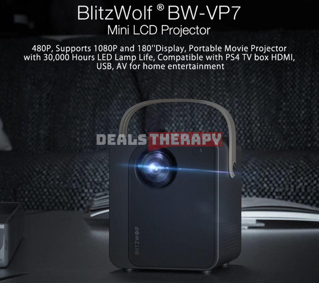 BlitzWolf BW-VP7