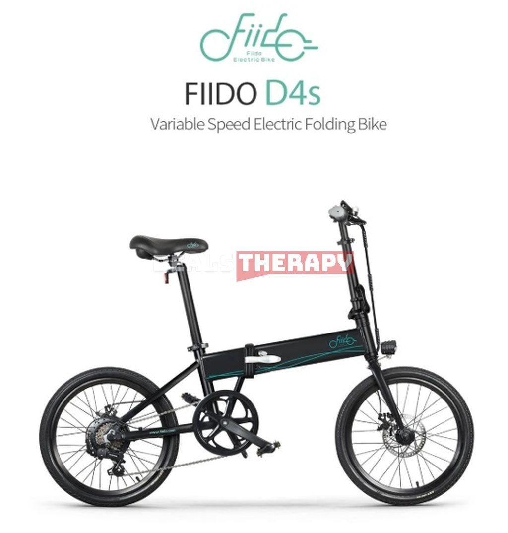 FIIDO D4s