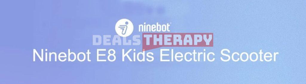 Ninebot E8