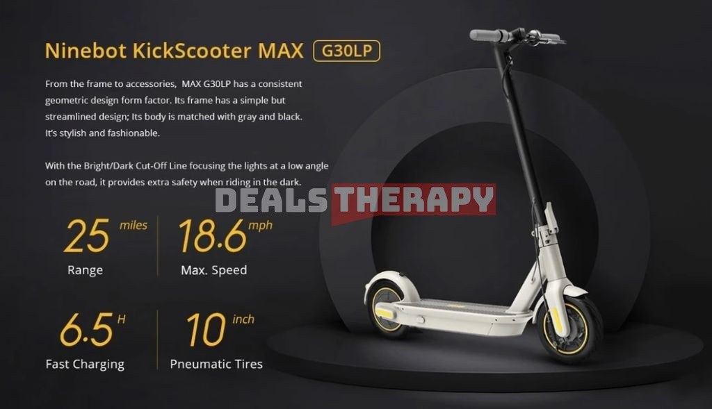 Ninebot MAX G30LP