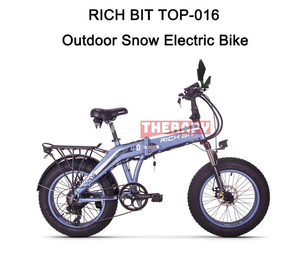 RICH BIT TOP-016