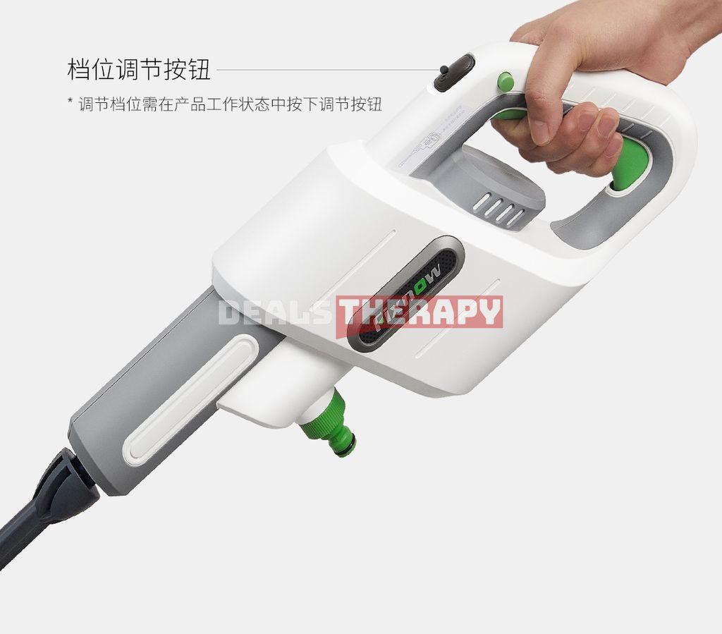 Xiaomi Fixnow Fashion Handheld Lithium High Pressure Washer