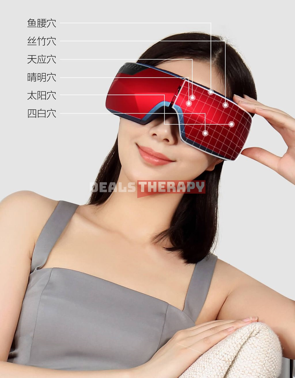Xiaomi Momoda Eye Massager Spider-Man