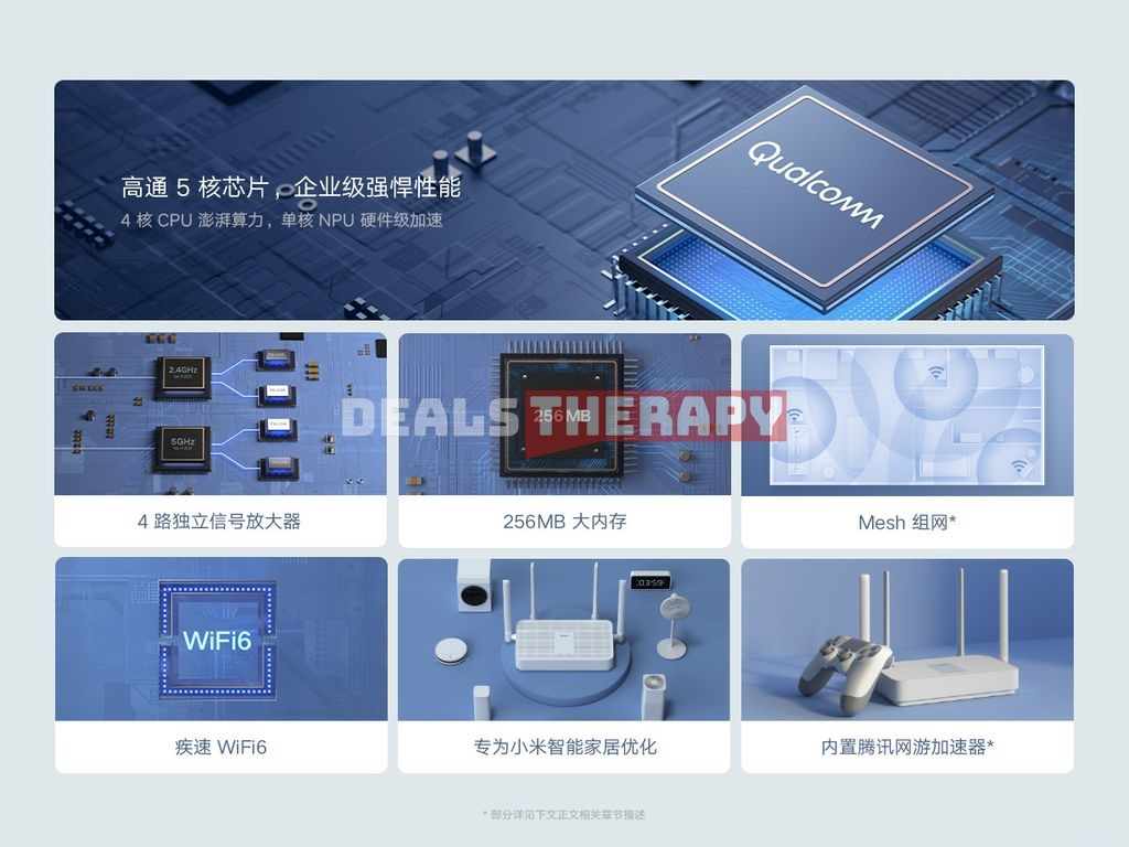 Xiaomi Redmi AX5