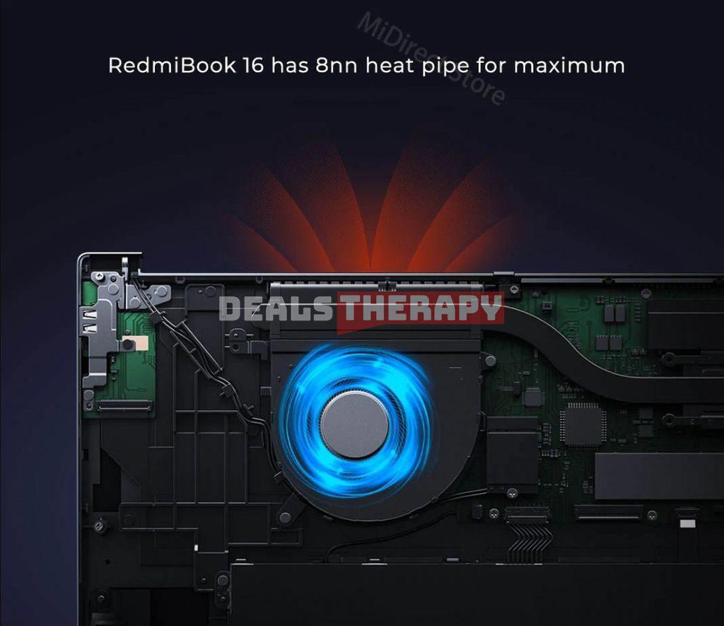 Xiaomi RedmiBook 16 Ryzen Edition