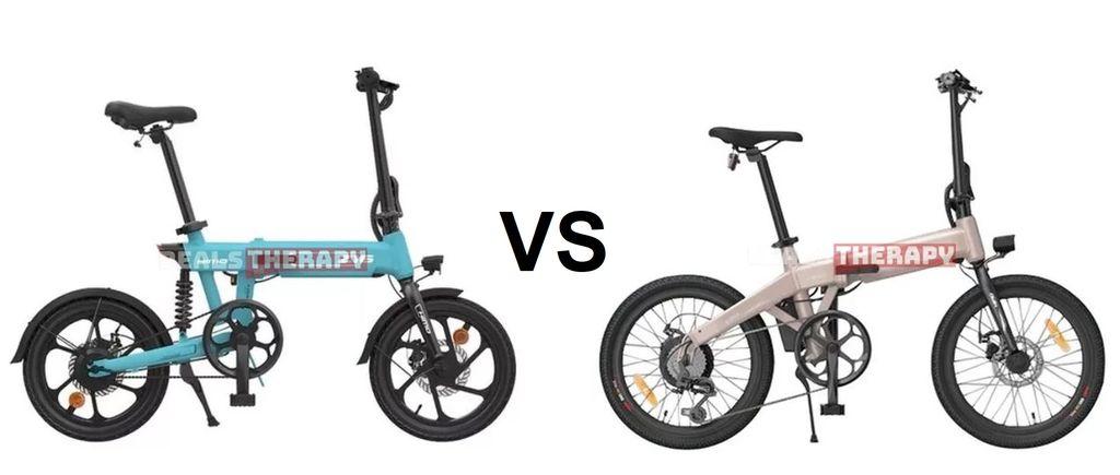Himo Z16 vs Himo Z20