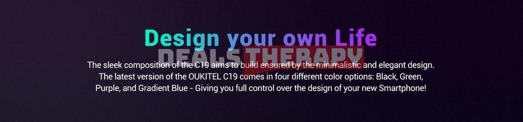 Oukitel C19