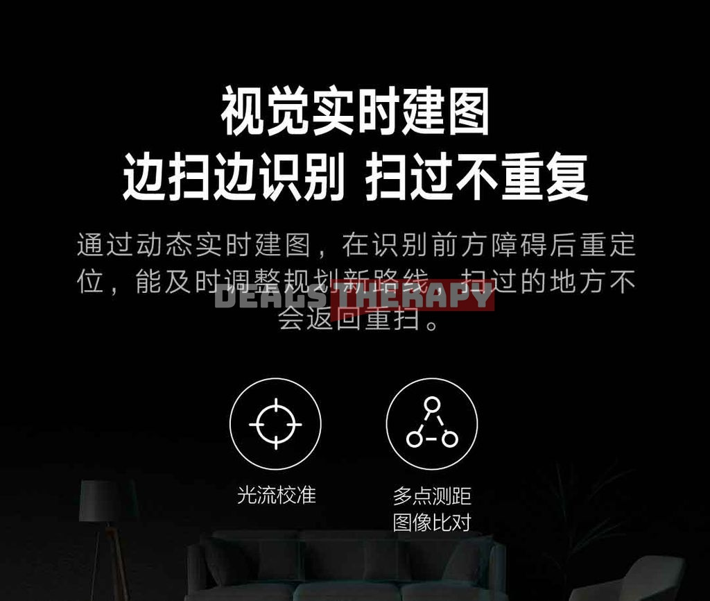 Xiaomi Viomi V-SLAM Smart Robot